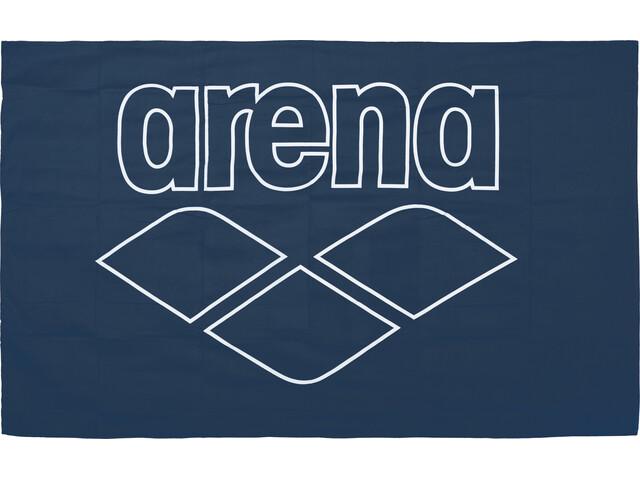arena Pool Smart Toalla, azul